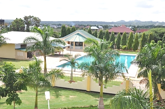 St. Gaspar Hotel and Conference Center, The Pool