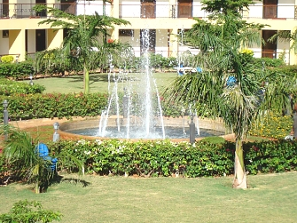 St. Gaspar Hotel and Conference Center, The Gardens